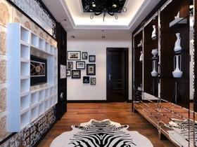 越秀•可逸江畔-一居室-90平米-装修设计