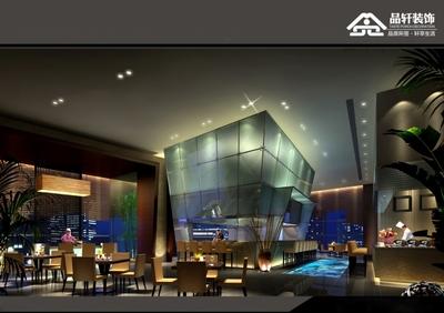 南通酒店装修风格装修设计案例