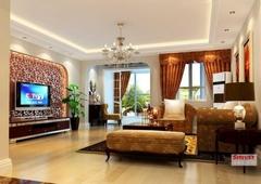 欧式风格-星汇文瀚-三居室-152平米-装修设计