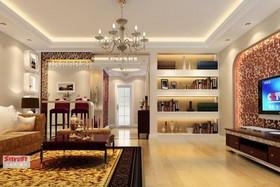 星汇文瀚-三居室-152平米-装修设计
