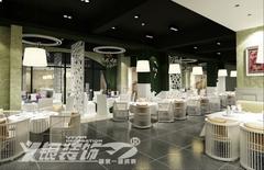 现代简约-墨绿餐厅