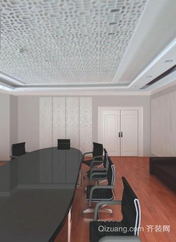 越兴大厦现代简约装修效果图实景图