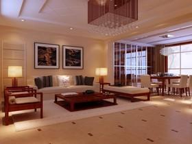 星汇金沙-四居室-153平米-装修设计