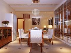 混搭风格-星汇金沙-四居室-153平米-装修设计