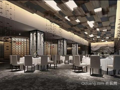 酒店饭店现代简约装修效果图实景图