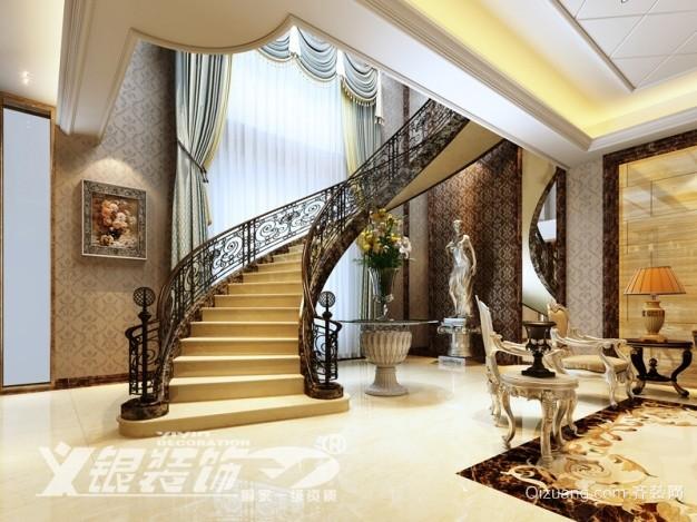 266平米别墅欧式风格家装装修图片设计-芜湖齐装网
