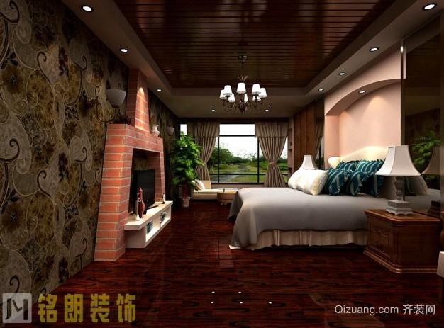 香格里拉主题酒店其他装修效果图实景图