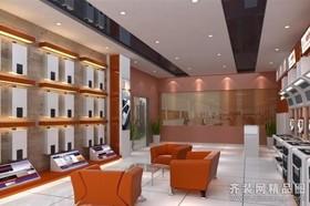 展廳裝修設計案例