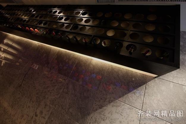 酒庄现代简约装修效果图实景图