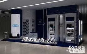 專賣店裝修設計案例