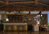 咖啡廳裝修設計案例