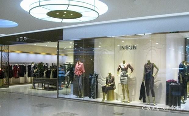专卖店现代简约装修效果图实景图
