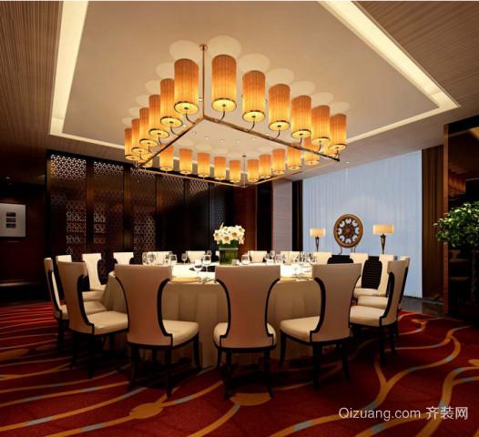 诸暨耀开元名都大酒店现代简约装修效果图实景图