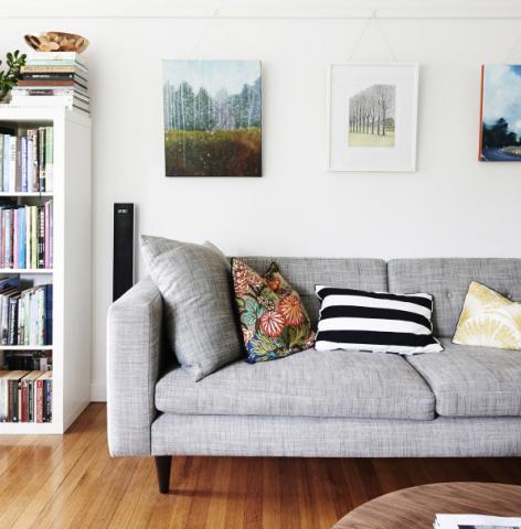 保定市南市区唯美公寓现代简约装修效果图实景图