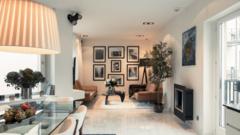 现代简约-保定市南市区贵人公寓