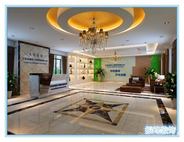 上海安亭现代简约装修效果图实景图