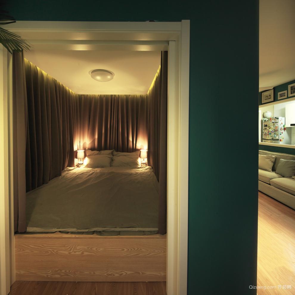 丽雅龙城现代简约装修效果图实景图