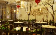 田园风格-餐馆