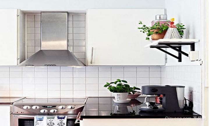 景致家园现代简约装修效果图实景图