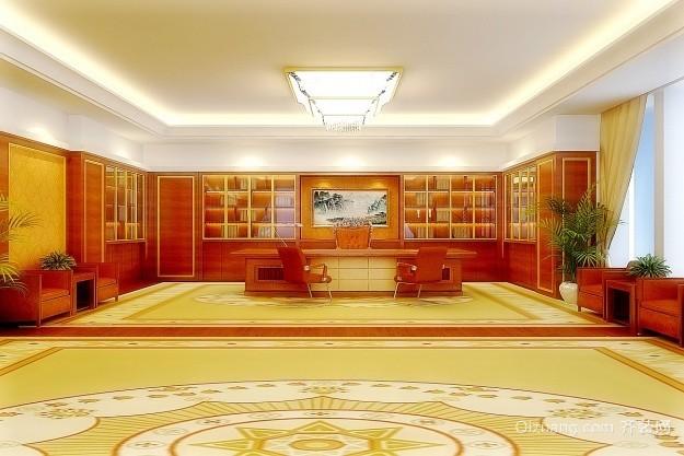 烟草综合业务用房其他装修效果图实景图
