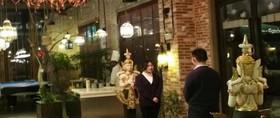 台式咖啡厅
