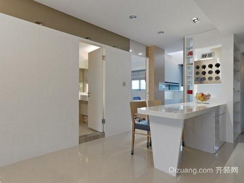 新新家园现代简约装修效果图实景图