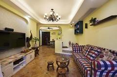 地中海风格-金色豪园