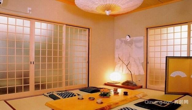 日式餐厅其他装修效果图实景图