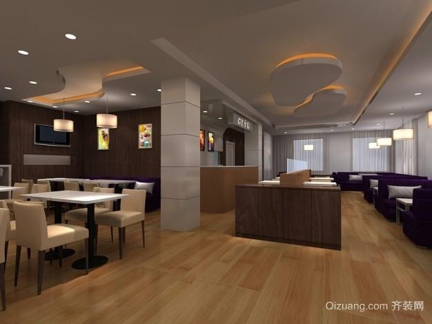 酒店/会议室中式风格装修效果图实景图