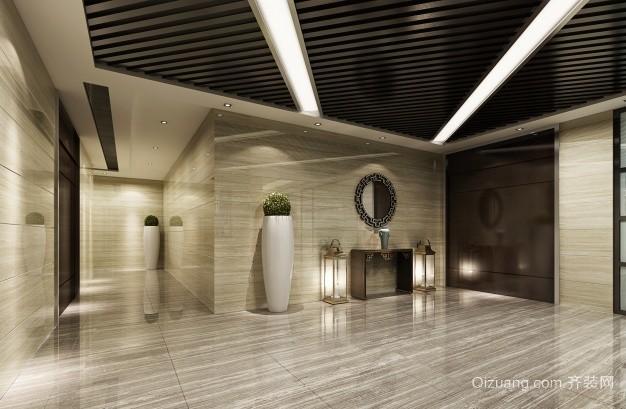集杰舍服装设计机构现代简约装修效果图实景图