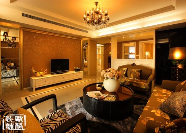 佳境枫情苑 116平米普通 户型 欧式风格家装装修 佳境枫情苑 116 平米