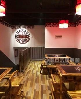 老灶火锅店