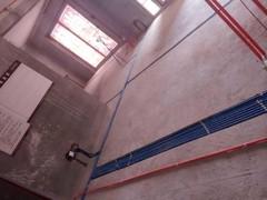 欧景名城  水电施工