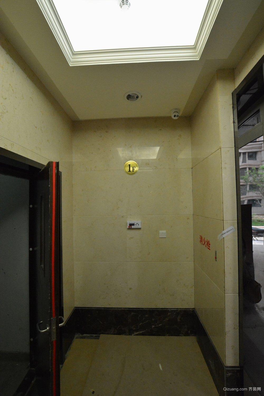 科技大厦现代简约装修效果图实景图