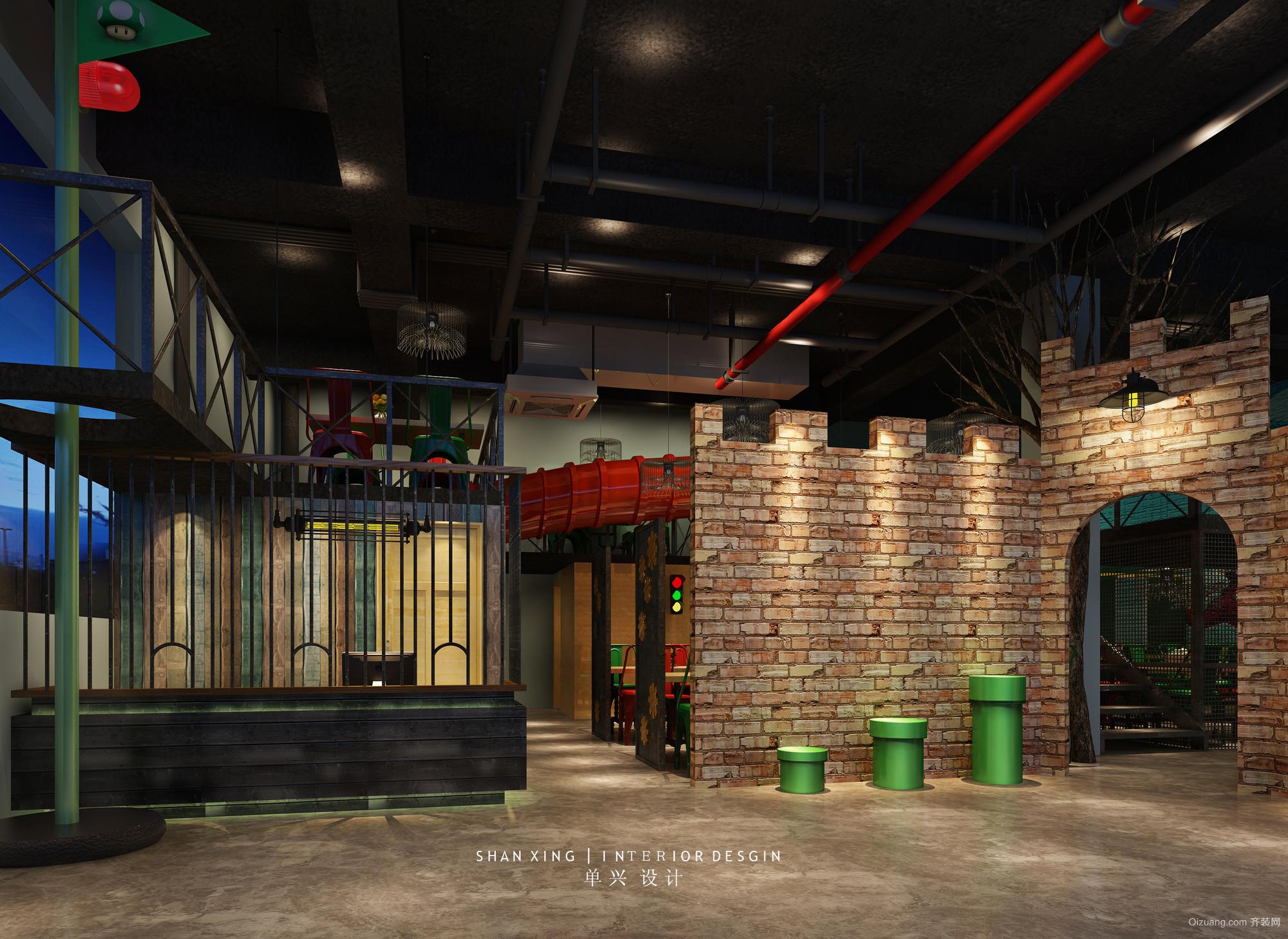 兰溪 咖啡馆其他装修效果图实景图