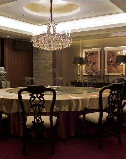 文化餐厅其他装修效果图实景图