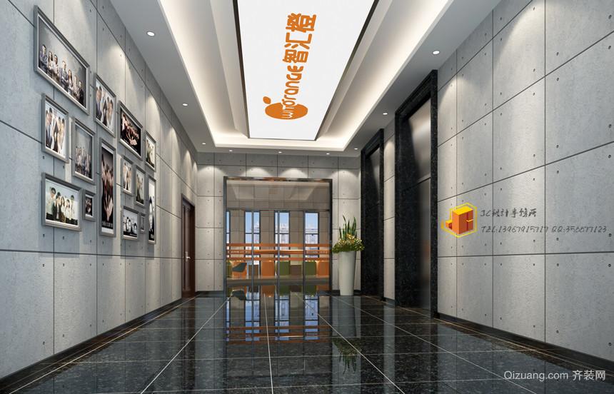 金华临江工业区现代简约装修效果图实景图