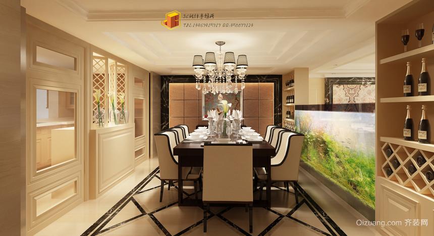 东虹小区自建房欧式风格装修效果图实景图