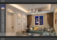 现代简约-9万2打造136平现代风格家庭