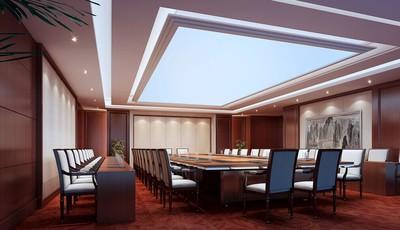 西宁会议室装修设计案例