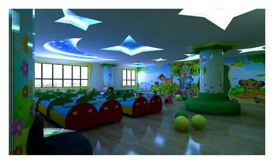 西宁幼儿园装修设计案例