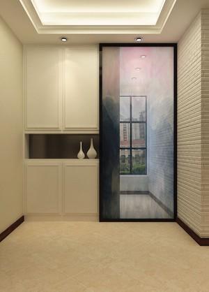 110平米别墅中式风格家装装修图片设计 淮南齐装网装修效果图