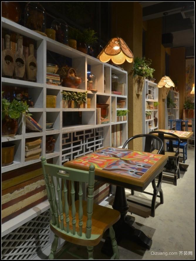 回忆餐厅其他装修效果图实景图