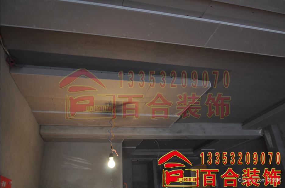 豪邦缇香公馆现代简约装修效果图实景图