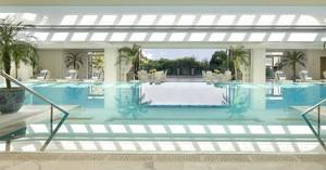 五星级大酒店游泳池设计