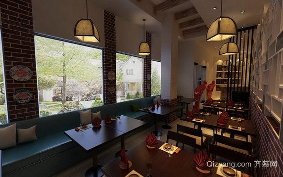 饭店其他装修效果图实景图