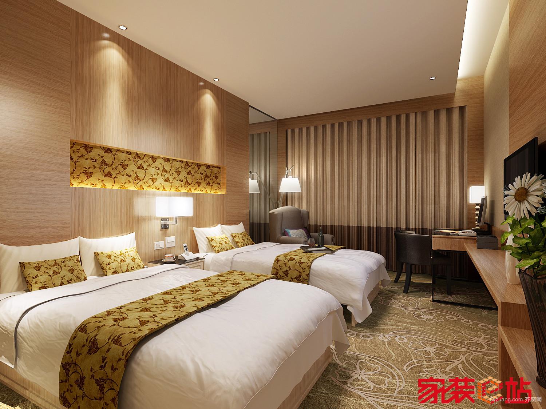 昌源大酒店现代简约装修效果图实景图