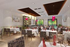 西安 中餐厅装修