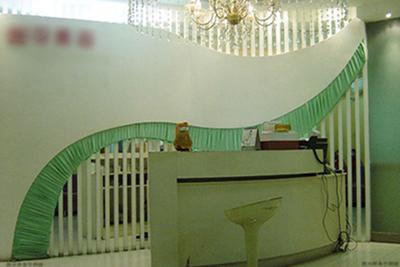 合肥美容店面装修设计案例