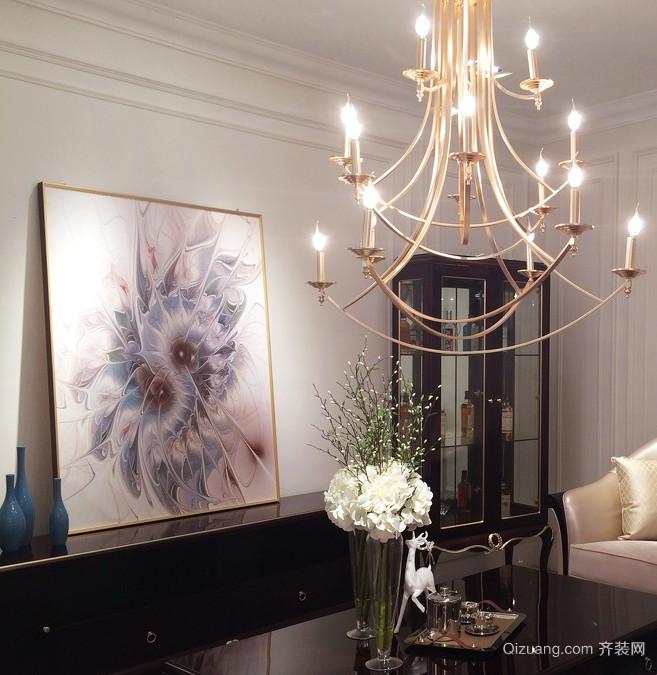家具展厅欧式风格装修效果图实景图